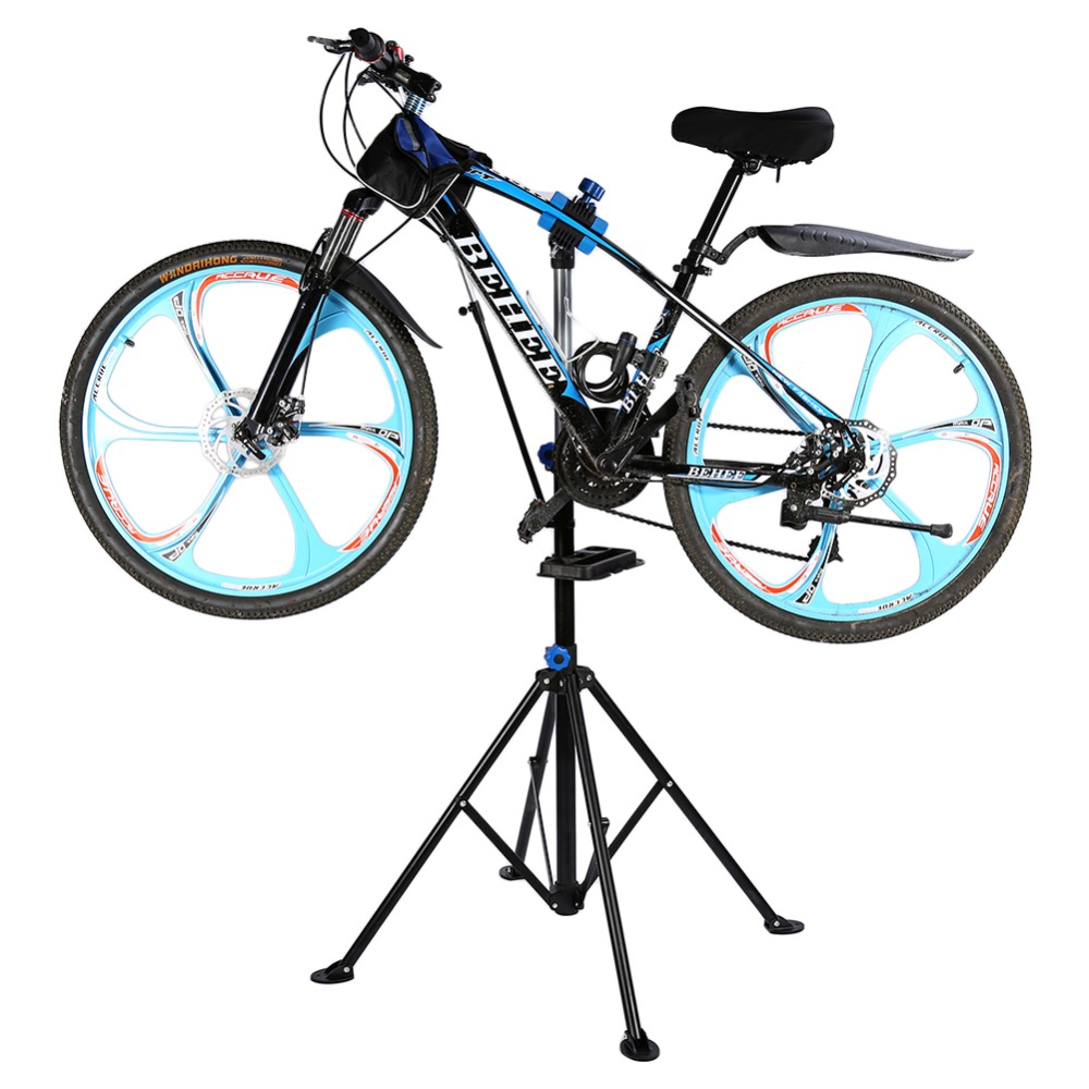 US DE Bicycle Repair Stand 41 To 75 Repair Stand Adjustable Pro Bike with Telescopic Arm