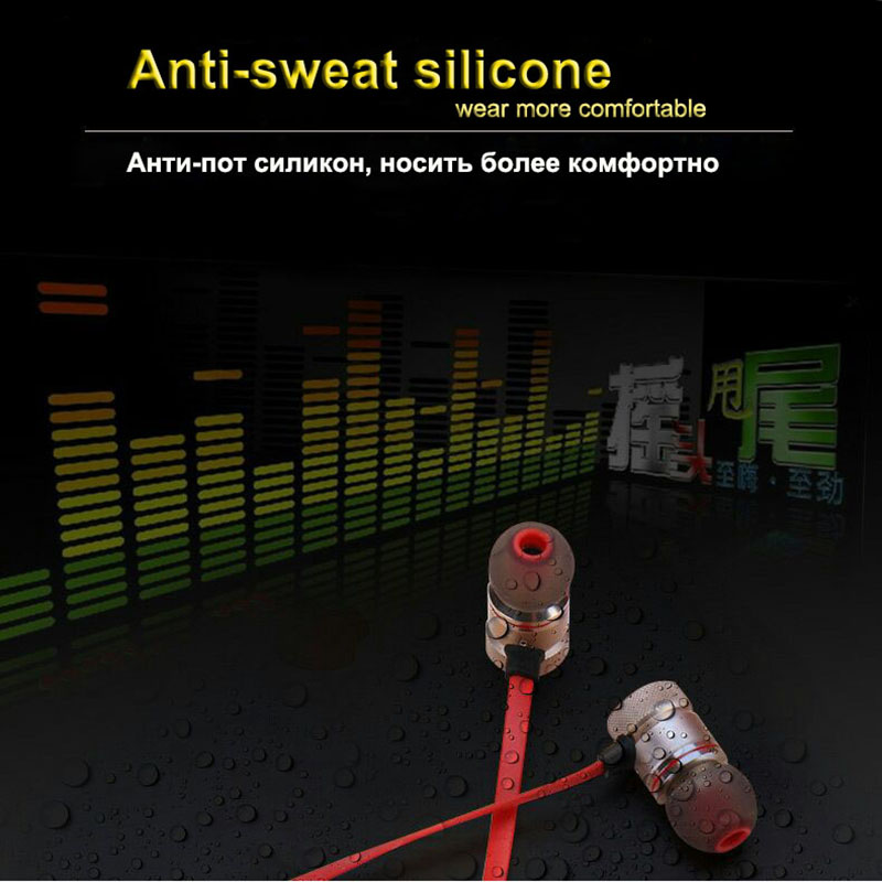 Sweatproof Magnet Bluetooth Earphones With Mic for Philips E160 I908 V387 W6610 i999 E1500 W3500 fone de ouvido