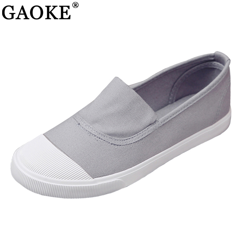 2018 Fashion Women Canvas Shoes Low Breathable Women Solid Color Flat Shoes Casual White Leisure Cloth Shoes Size 35-40 e lov women casual walking shoes graffiti aries horoscope canvas shoe low top flat oxford shoes for couples lovers
