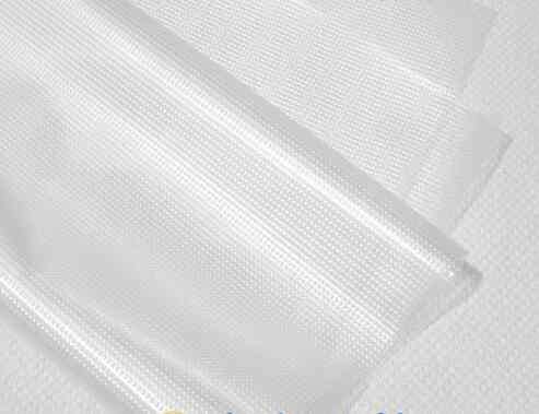 35um 透明冷水水溶性トッピングフィルム刺繍トッピング 100 センチ幅水溶性スタビライザー裏地