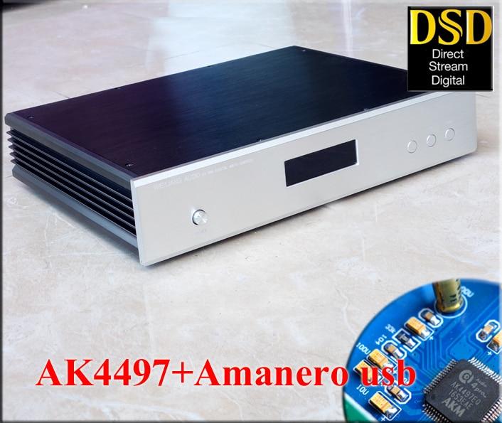 Tragbares Audio & Video 2017 Neue Dc100 Ak4497 Digital Audio Decoder Dac Unterstützt Dsd Upgrade Ak4495seq Sparen Sie 50-70%