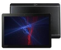 Оригинал 10,1 Планшеты Android Восьмиядерный 64 ГБ Встроенная память двойной Камера Dual SIM Tablet PC 1920X1200 WI FI OTG gps bluetooth телефон MT6753