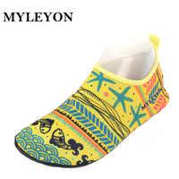 Zapatos de estilo nacional, zapatos de verano para exteriores, zapatos para hombre y mujer, zapatos de Senderismo para caminar por arriba, agua, zapatillas de secado rápido