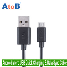 AtoB Android Mobilephone High Speed 2A Quick Charging Universary Huawei for HTC for Sony GIONEE Letv Micro USB2.0 Charging Data