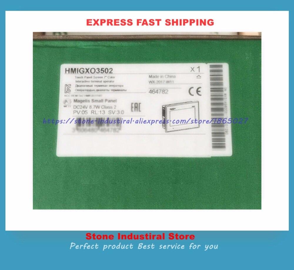 HMIGXO3502 HMIGX03502 Yeni HMI Dokunmatik Ekran KutuluHMIGXO3502 HMIGX03502 Yeni HMI Dokunmatik Ekran Kutulu