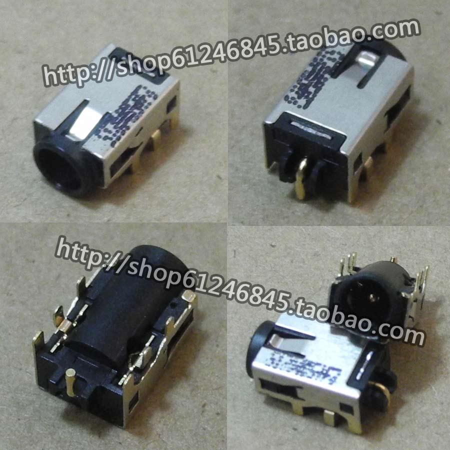 Free shipping Original For asus TAICHI 31 F200E F202E F202E U38D ASUS U38D U38DT U38N S201E Power supply interface head