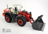 LESU Hydraulic Loader RC 1/15 Car Model ESC Motor Servo FS i6S Radio W/O Battery THZH0198
