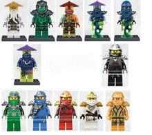 ninjagoINGlys Morro Wu niños