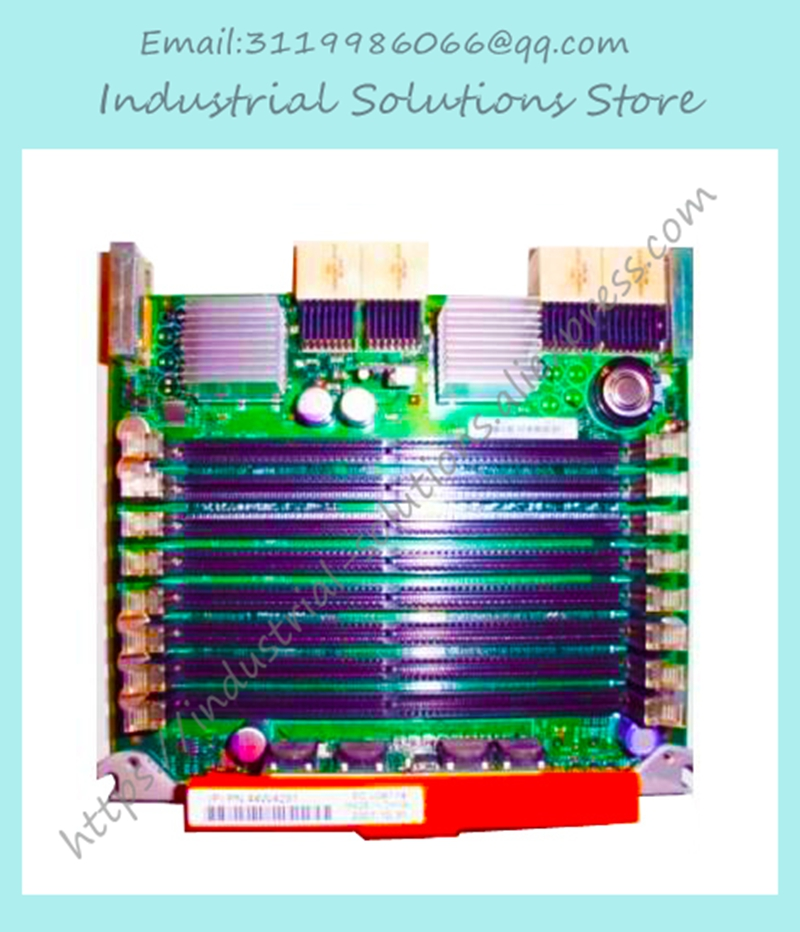 95%New 43W8672 46M2379 44W4291 Memory Board For X3850M2 X3950M2 Original Well Tested Working One Year Warranty power supply backplane board for dl580g3 dl580g4 376476 001 411795 001 original 95% new well tested working one year warranty