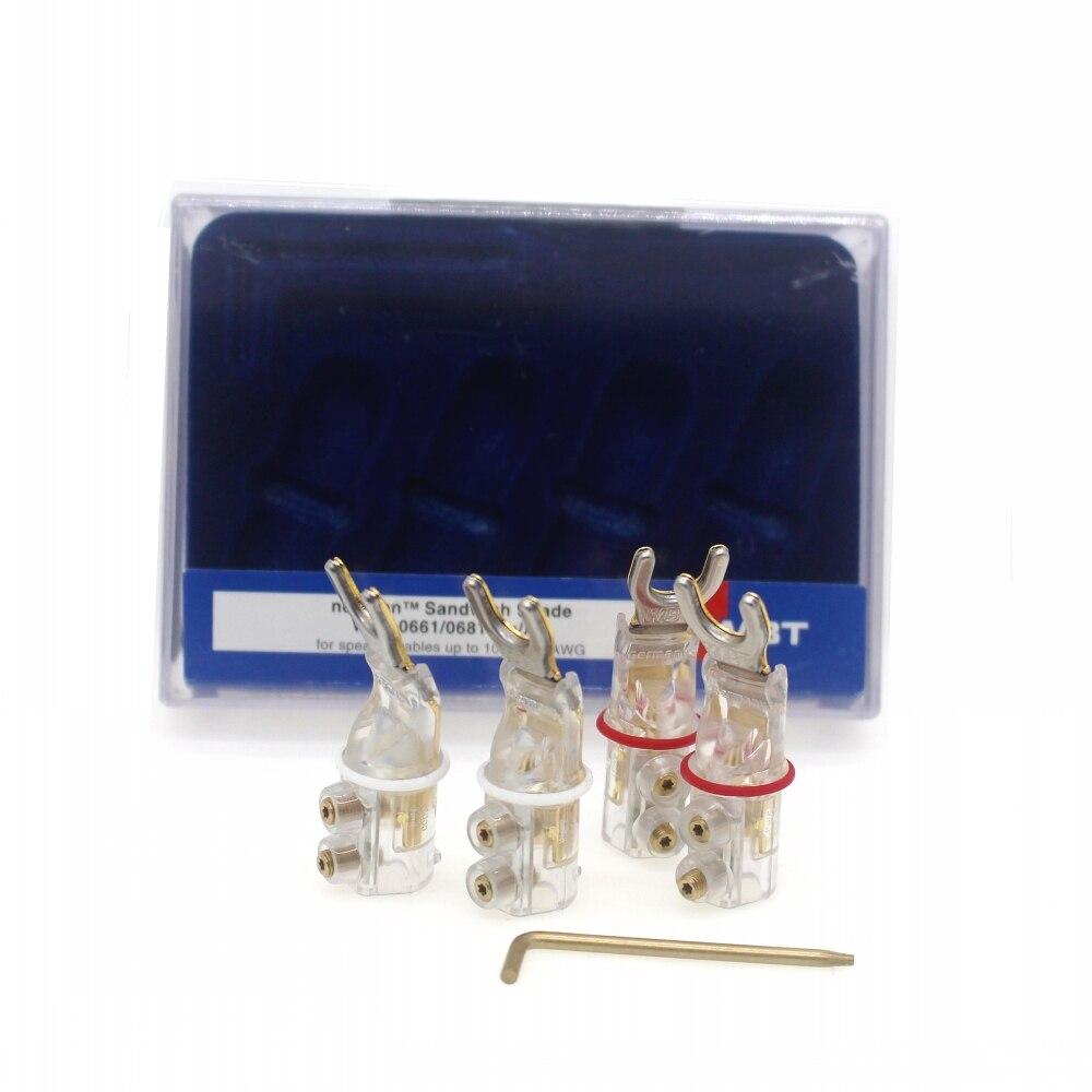 alto-falante conector termina 4 pces para conjunto de caixa de cabo