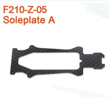 Walkera F210 RC Helicopter Quadcopter spare parts F210-Z-05 Bottom Plate A Soleplate A