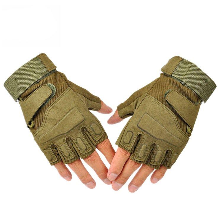 ФОТО Half-finger gloves outdoor sports riding car sunscreen