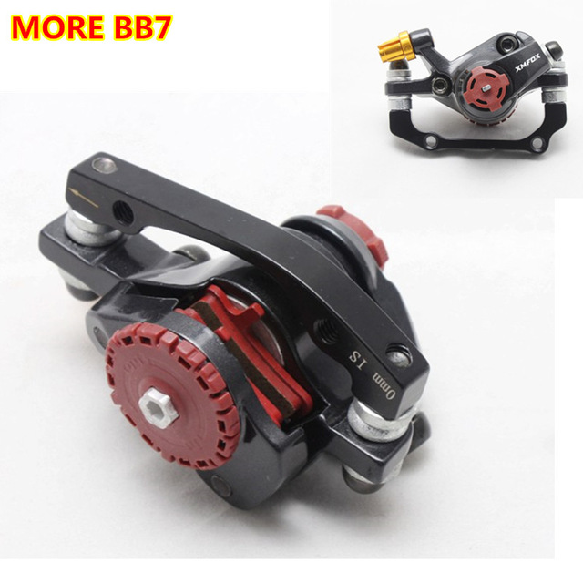 цена на XMFOX 3.0 Disc Brakes more AVID BB7 MTB Mountain Bike Mechanical Disc Brakes Calipers Bicycle Parts 1 Pair/2pcs Free Shipping