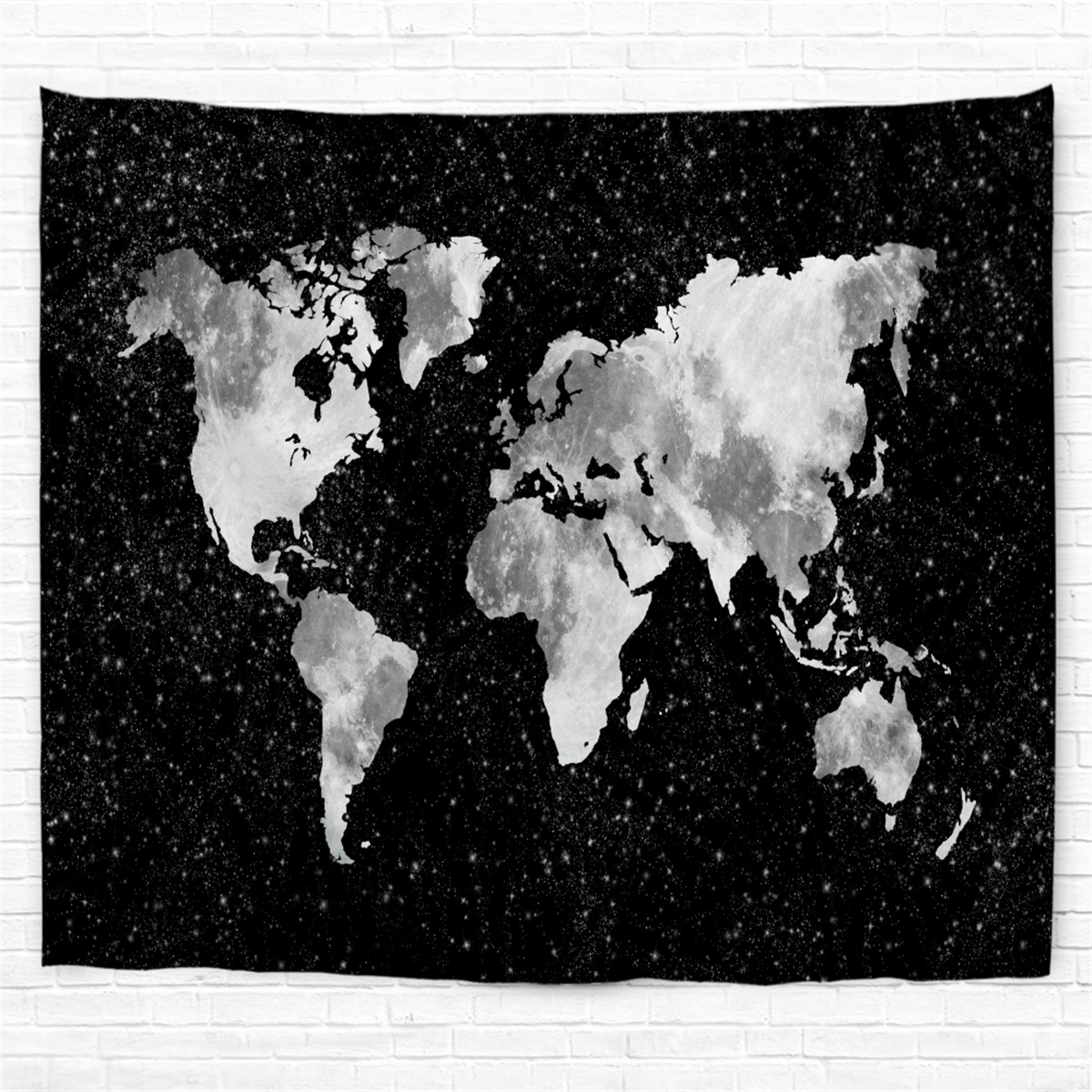 Art Wall Tapestry Home Decorations Printed map Tapisserie Wall Hanging Dorm Living Room Bedroom Decor Rectangle Tapestries