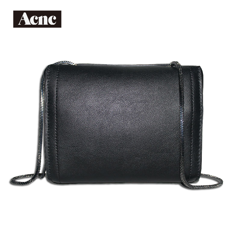 Acnc Legend Genuine Leather Shoulder Bag ,women Real Leather Crossbody Bag, Leather Handbag,free Shipping