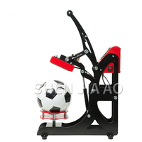 AP1719 Magnetic Semi automatic Thermal Printer 12*12CM Manual Direct Press Ball Machine Magnetic Semi automatic Ball Logo Custom