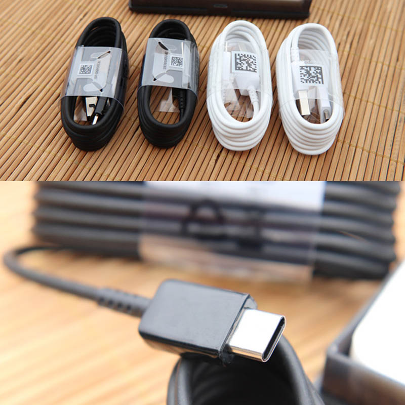USB Type C Fast Charging Cable Data Cord Phone Charger for Samsung S9 S8 Note 8 Xiaomi Mi6 XJ66 in Data Cables from Consumer Electronics