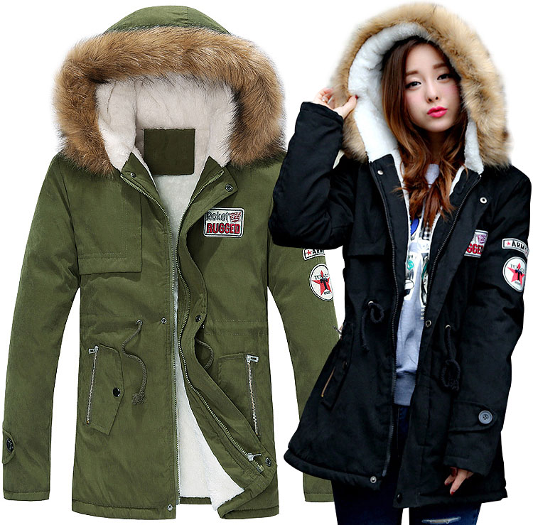 parka men Picture - More Detailed Picture about Winter Casual ...
