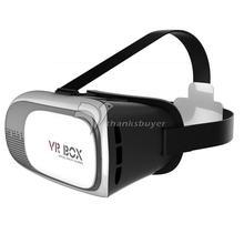 "VRBOXรุ่นII G Oogleกระดาษแข็งชุดหูฟังเสมือนVRความเป็นจริงแว่นตา3Dสำหรับ4.7 ""-6.0″โทรศัพท์"