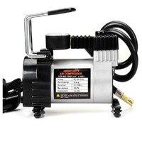 air compressor 12v air compressor car tyre inflator compresor aire air pump WITH Pressure gauge FREE SHIPPING