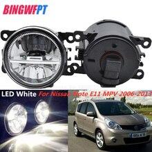1Pair High Quality Supre bright fog light LED light Fog font b Lamp b font For