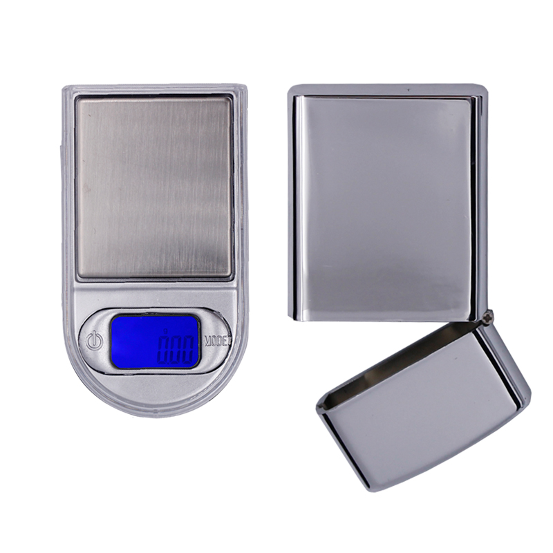 hot sales 0.01*200g Gram Mini electronic Pocket Jewellery Scale Lighter Style LCD Digital with backlight ...