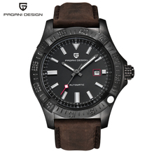Relogio Masculino Luxury Brand Watch Mens Waterproof Leather Military Army Mechanical Watches Clock Men Hours 2019 Reloj Hombre relogio masculino gold watch men reloj hombre watches top brand luxury military watch army stainless steel clock