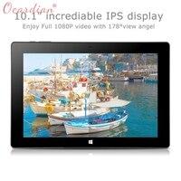Компьютерные аксессуары 10,1 дюймов Android + Windows 10 Tablet PC 4 ядра 2 + 32 г WI FI Bluetooth SD карты