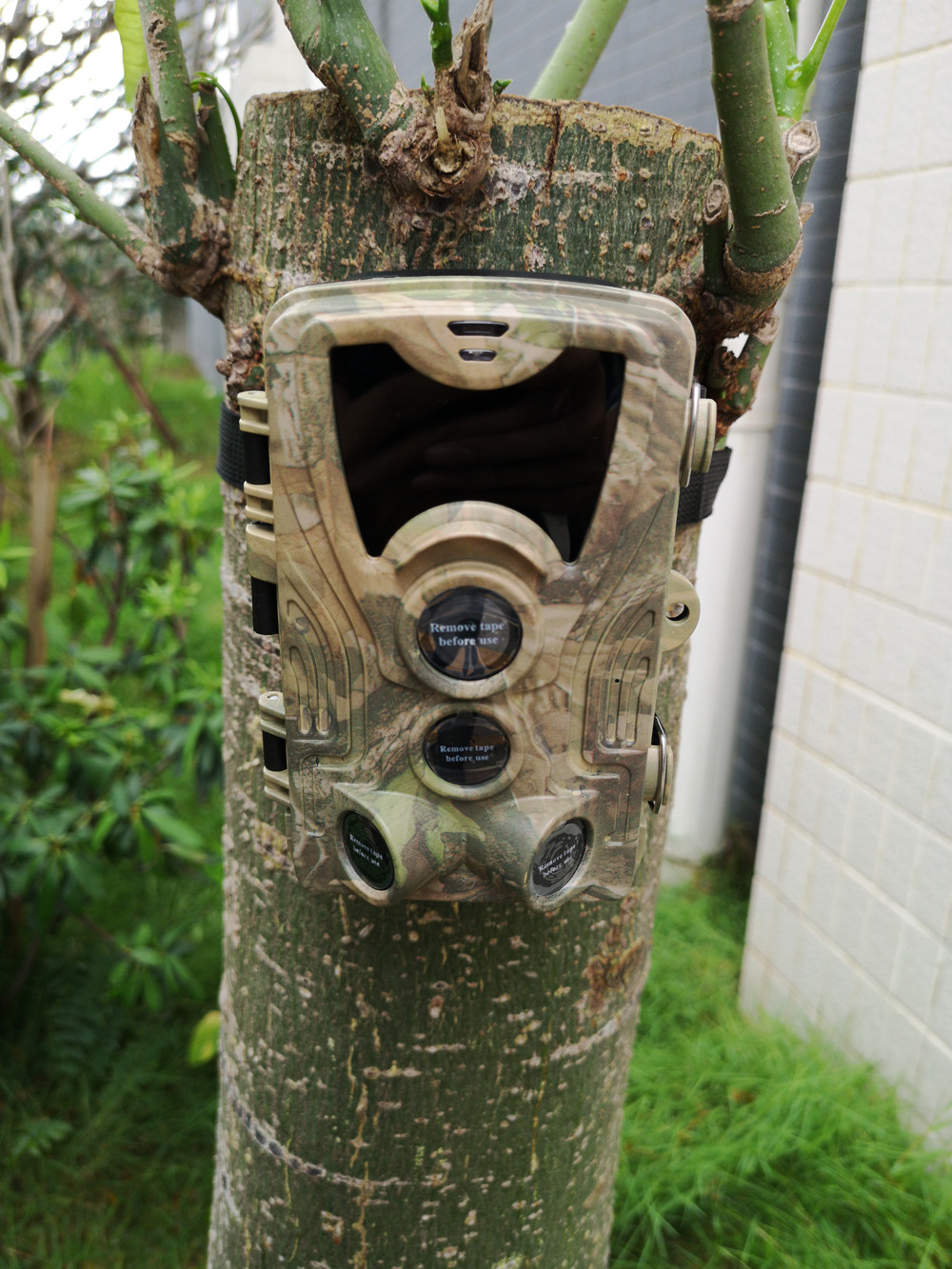 Wildlife Hunting Trail Camera 1080P 16MP HC801A Night Vision Infrared Wild Cameras Wireless Tracking Surveillance