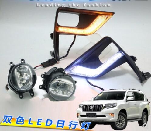 цена на Video,2017 2018 2019 Cruiser Prado daytime light,FJ150,2700 4000,Free ship!LED,cruiser fog light,Granvia,Kluger,Lexcen,Echo,CHR