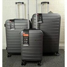 Travel tale 20 дюймов 24 дюйма 28 дюймов 3 штуки, набор багажных чемоданов на расширитель жесткий дорожная сумка koffers тележки чехол костюм чехол Комплект