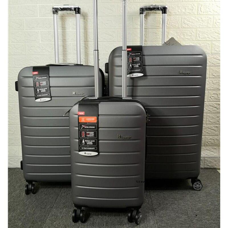 """Viaje cuento 20 """"24"""" 28 """"pulgadas 3 piezas equipaje expansor duro viaje bolsa koffers carrito maleta conjunto de viaje-in Sets de equipaje from Maletas y bolsas    1"""