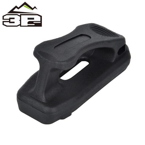 10 unidades pacote mag pull magazine ranger floorplate 45x5 56 para airsoft m4 pts picatinny