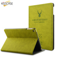 For IPad Mini 1 2 3 Universal Leather Case Smart Awake Sleep Answer Flip Cover Drawing