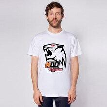 game team koo tiger T-shirts lol t shirt Funny Short Sleeve CSGO C9 men Tshirts 2016 New Fashion TOP TEES