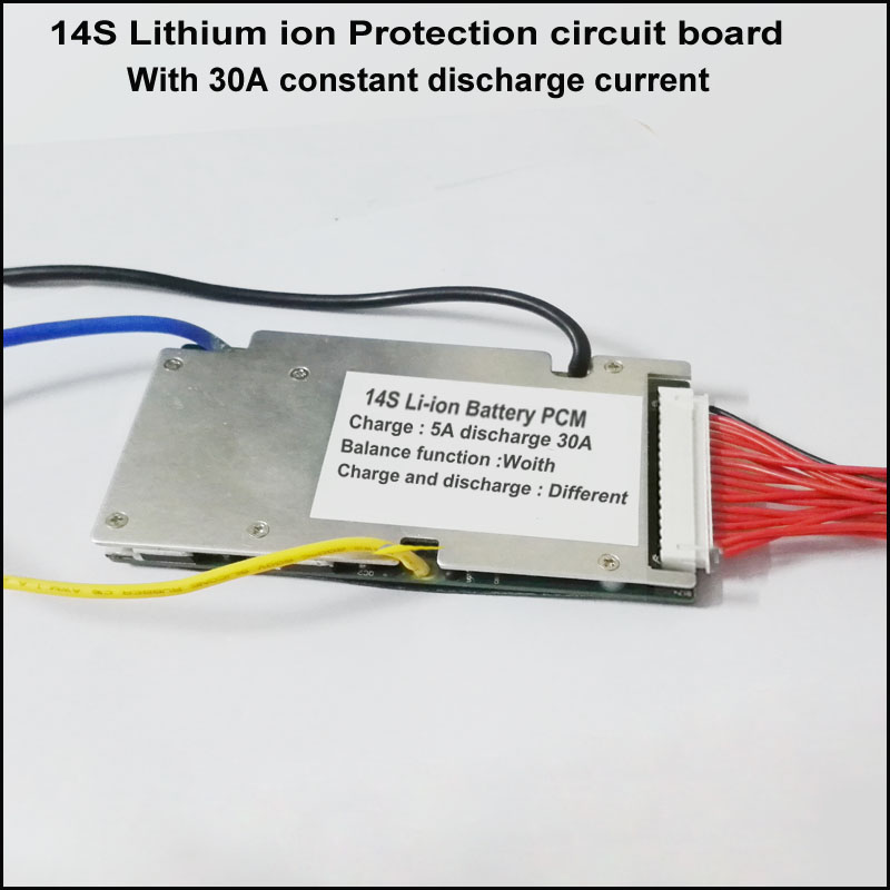 Lithium Ion Protection Circuit
