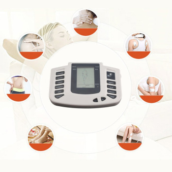Digital Electronic Body Slimming Pulse Massage Muscle Relax Stimulator Acupuncture Therapy Machine Physiotherapy Apparatus NEW