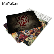 MaiYaCa One Piece Nami Luffy Anime Gift Gaming Mouse Mats Anti-Slip Rectangle Mouse Pad Optical Computer Gaming Speed Mouse Mat