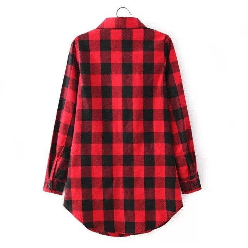 flannel blouse dames