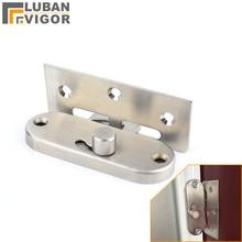 304 замок-Крючок для раздвижной двери из нержавеющей стали, для деревянных дверей из алюминиевого сплава, односторонний замок, поверхностный монтаж, аппаратные замки