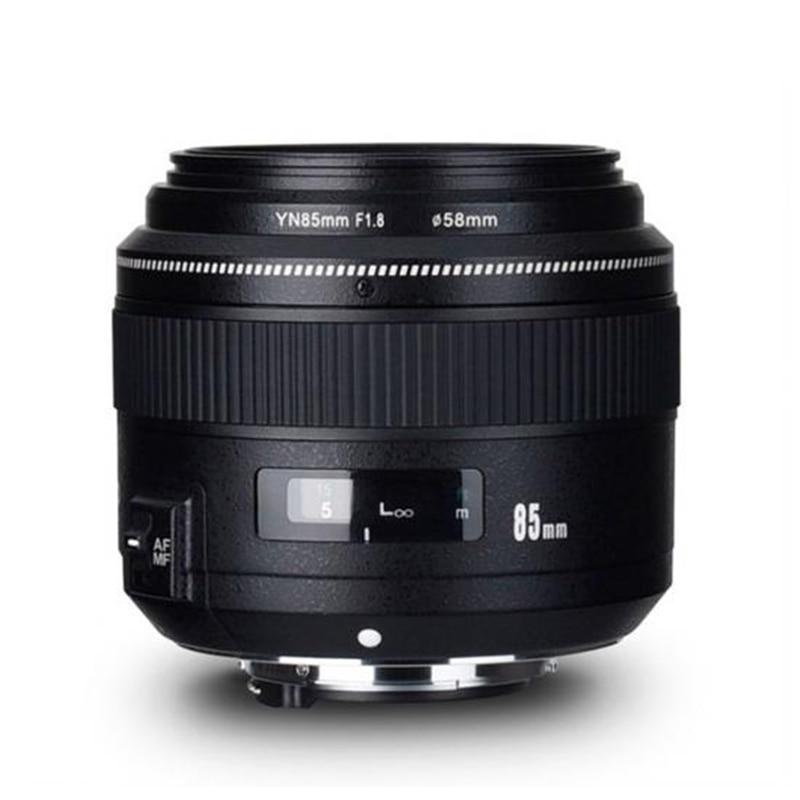 YONGNUO YN85mm F1 8 Full frame Lens Standard Medium Telephoto Prime fixed focus lens For Nikon