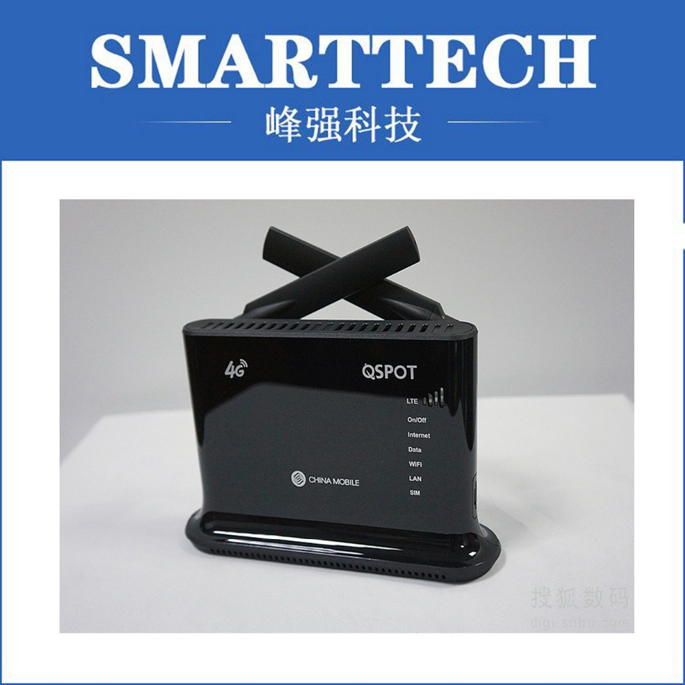 2017 Special offer 4G Router USB be made of plastic injection mold with sim card slot and WiFi supported Frequacy 2.4G In China image