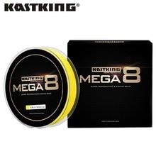 KastKing Brand 2017 Mega8 Braid Line 300Yds/274M 0.14-0.50mm 8 Strands Super Strong Braided Fishing Line For Saltwater & Lake