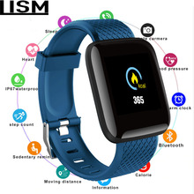 2019 Smart Watch D13 1.3inch OLED Color Screen Bluetooth Waterproof Sport Bracelet Fitness Tacker For Android Reloj