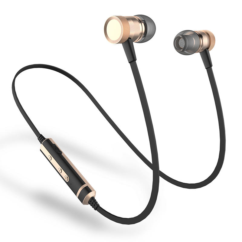 Sound Intone H6 Bluetooth Earphone With MIC Sweatproof Gym Sport HIFI Wireless Earphones Bass Headphones For Xiaomi For Iphone
