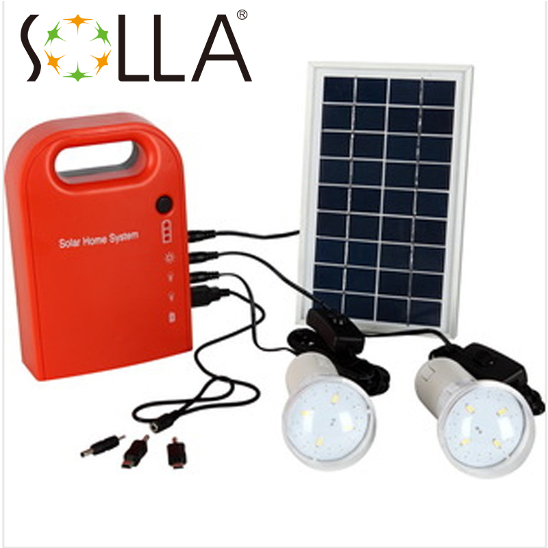 3W Small Portable Solar Generator Field Emergency Charging LED Lighting System for Household Solar Street Lighting Halloween cheaper hot sell solar energy small lighting system emergency lighting for camping boat yacht free shipping