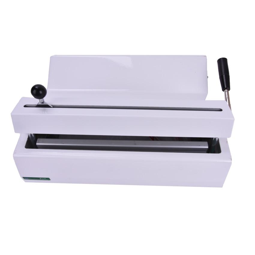 Dental Sealer/medical Sealer/sterilization Bag Sealer Sealing Width 280mm Creasing Width 12mm Disinfecting Bag Sealing Machine