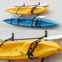 Dinghy Boat Kayak Storage System Wall Mount Hanger Straps Webbing – Pack of 2