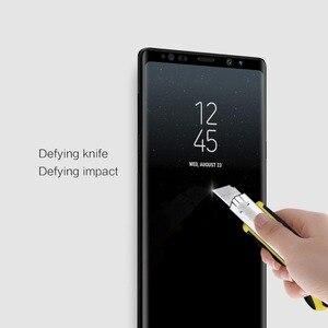 Image 5 - Per Samsung Galaxy Note 10 9 Nillkin CP + Max Copertura Completa 3D Temperato Protezione Dello Schermo di Vetro per Samsung S20 ultra S10 Più di Vetro