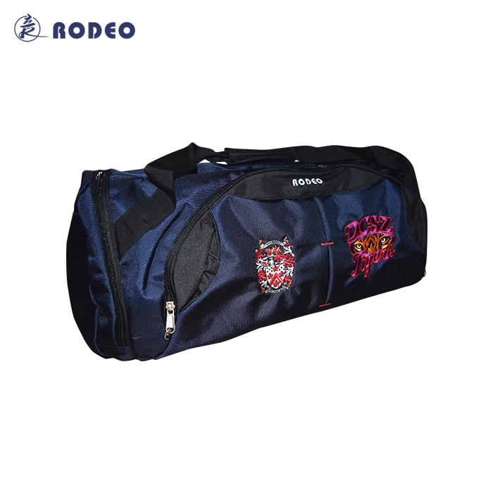 BG002 Rodeo Sport, formation, remise en forme, Football, volley-ball Sac Personnalisé Conception pleine taille OEM logos, nom nombre